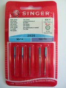 Singer Home Sewing Machine Needles - Jeans