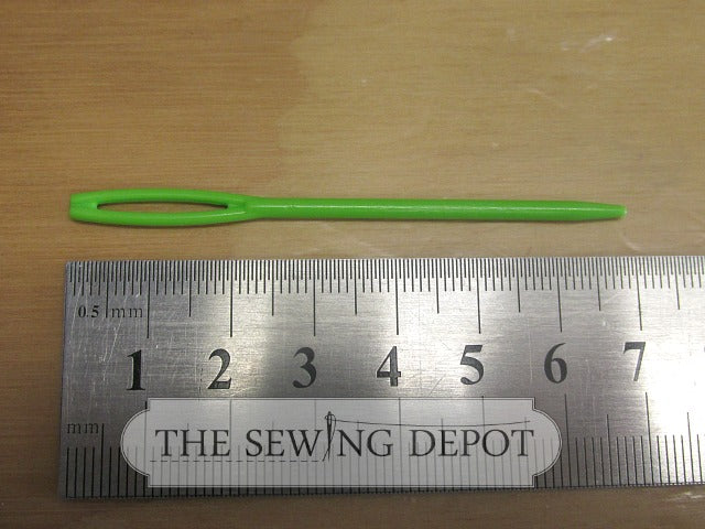 Plastic Sewing Needles - Small