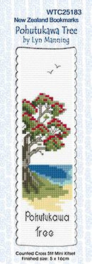 Pohutukawa Tree Bookmark