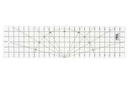 "Olfa Quilting Ruler 6"" x 24"""