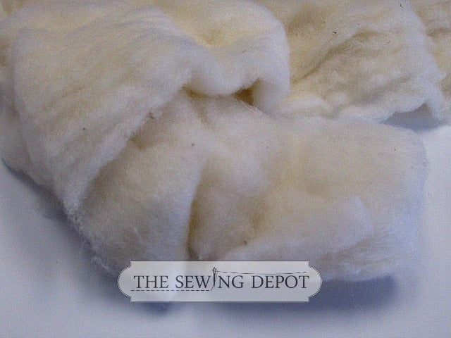 Natural NZ Wool Filling - 100g
