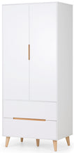 Load image into Gallery viewer, Alicia 2 Door Combi Wardrobe - Property Letting Furniture