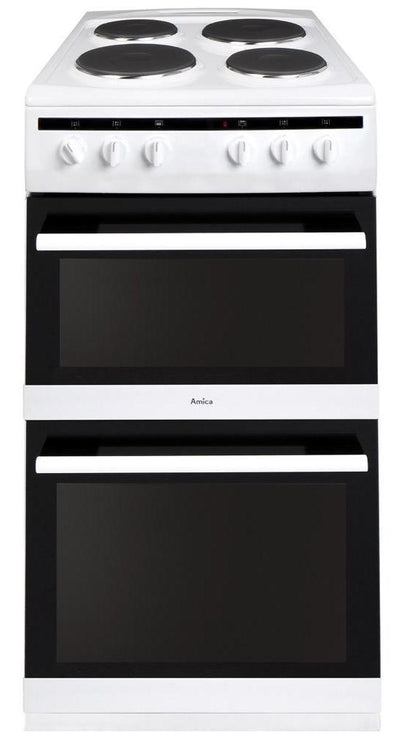 Amica Double Electric Cooker - Property Letting Furniture