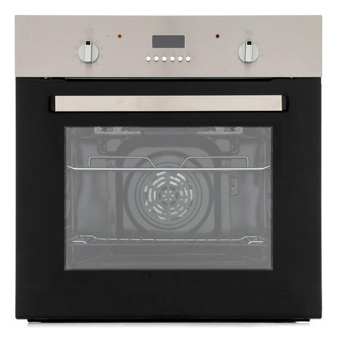 Built in Fan Oven - Silver - Property Letting Furniture