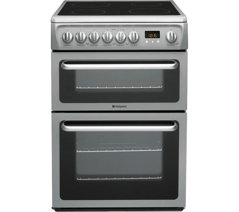 Double Cavity Free Standing Electric Cooker (600mm Wide) - Property Letting Furniture