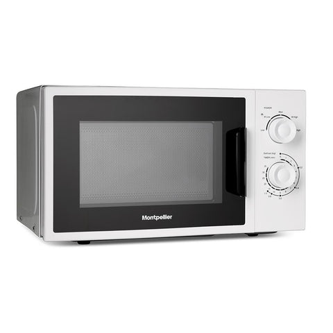 20L Microwave - White - Property Letting Furniture