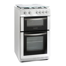 Load image into Gallery viewer, Twin Cavity Gas Lidded Oven - 50cm Wide - Property Letting Furniture