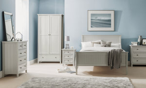 Maine 3 Drawer Bedside - Property Letting Furniture