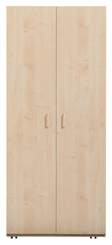 Calgary 2 Door Wardrobe (Without Mirror) - Property Letting Furniture