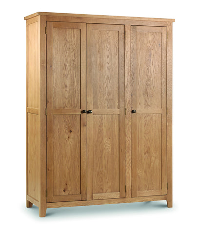 Marlborough 3 Door Wardrobe - Property Letting Furniture