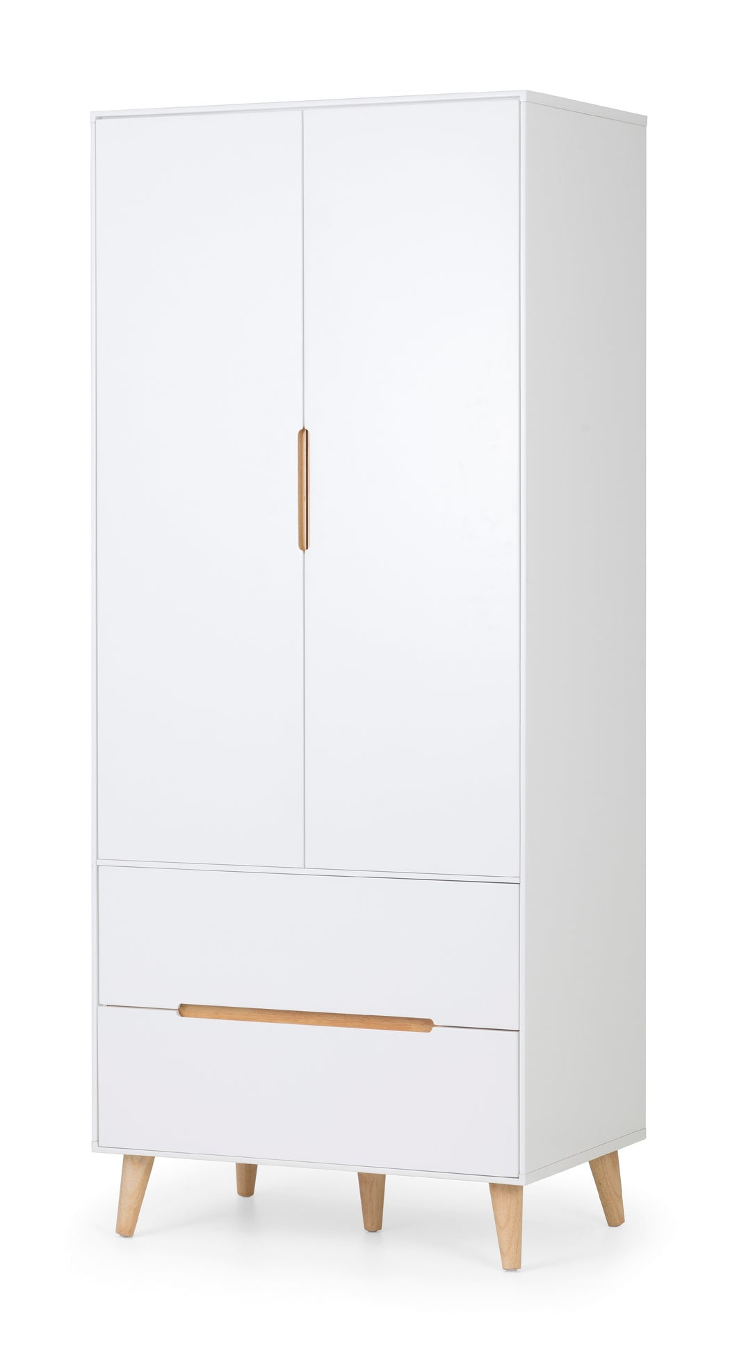 Alicia 2 Door Combi Wardrobe - Property Letting Furniture