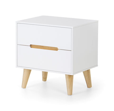 Alicia 2 Drawer Bedside - Property Letting Furniture