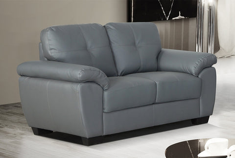 Brisbane 2 Seater Sofa - Grey - Property Letting Furniture