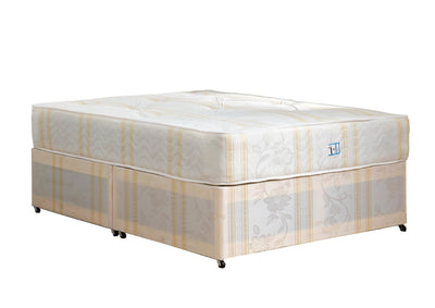 Ortho 4ft Divan Set (Base & Mattress) - Property Letting Furniture