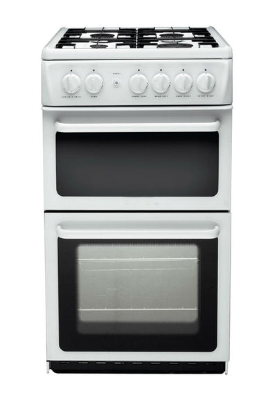 Double Cavity Free Standing Gas Cooker - Property Letting Furniture