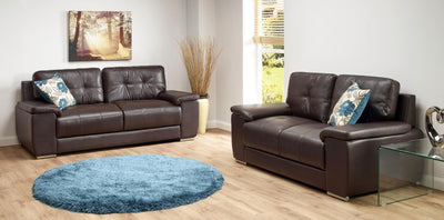 Enzo 2 x 2 Seater Sofa Combo - Property Letting Furniture