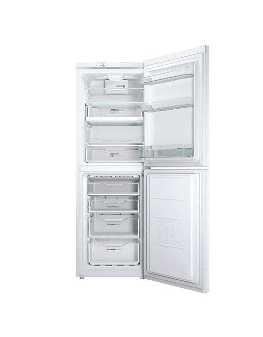 Indesit/Hotpoint Tall Fridge Freezer - Property Letting Furniture