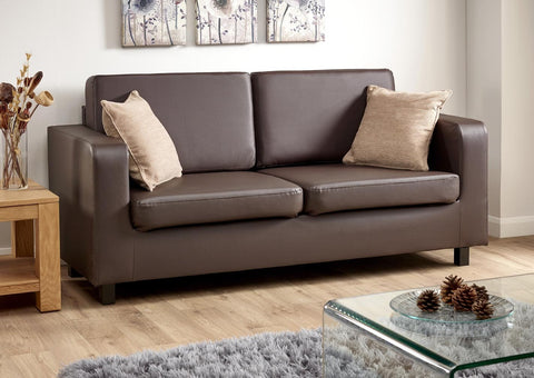 Georgia 3 Seater & Armchair Combo - Property Letting Furniture
