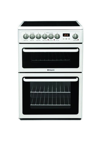 Hotpoint Double Electric Cooker - Property Letting Furniture