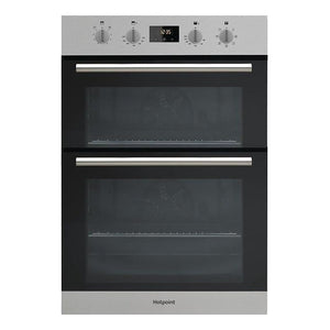 Hotpoint Double Built in Oven - Property Letting Furniture