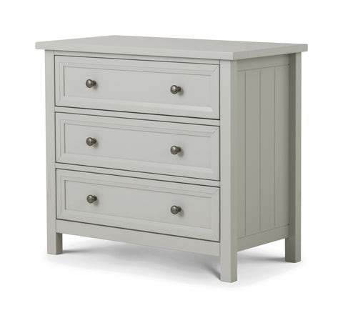 Maine 3 Drawer Chest - Property Letting Furniture