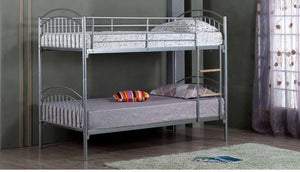 Metal Bunk Bed - Property Letting Furniture