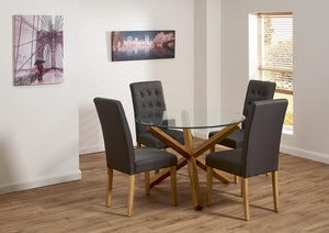 Roma Dining Chair - Property Letting Furniture
