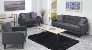 Oslo 2 Seater & 3 Seater Sofa Combo - Property Letting Furniture