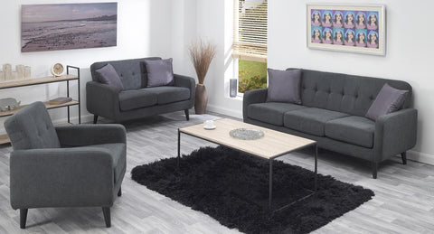 Oslo 2 Seater & 3 Seater Sofa Combo | PLFS London