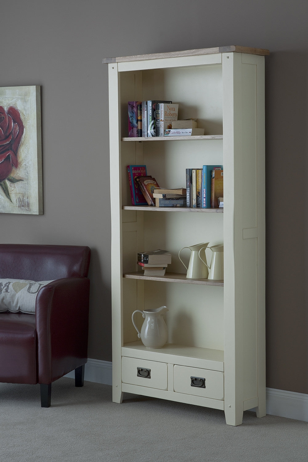 Panama Bookcase - Property Letting Furniture