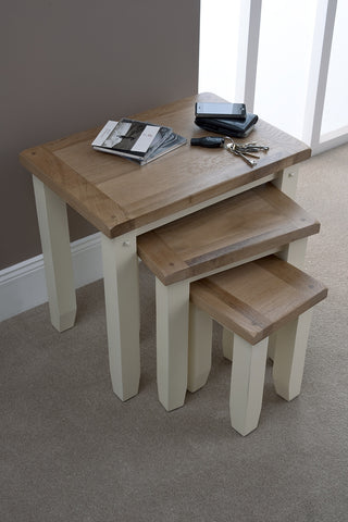 Panama Nest of Tables - Property Letting Furniture
