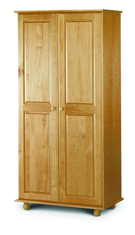 Pickwick 2 Door Wardrobe - Property Letting Furniture