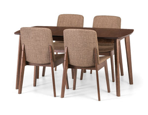 Kensington Extendable Dining Table & 4 Chairs - Property Letting Furniture