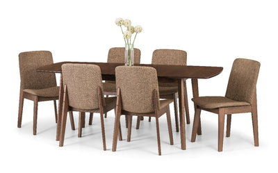 Kensington Extendable Dining Table & 6 Chairs - Property Letting Furniture