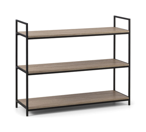 Tribeca Low Bookcase - Property Letting Furniture