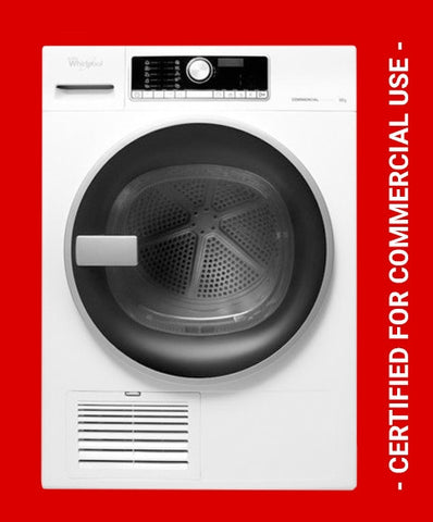 Certified for Commercial Use Condenser Dryer - Property Letting Furniture