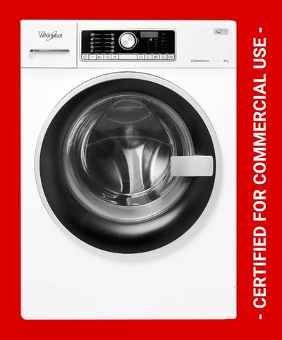 Certified for Commercial Use 1200 Spin Washing Machine - Property Letting Furniture