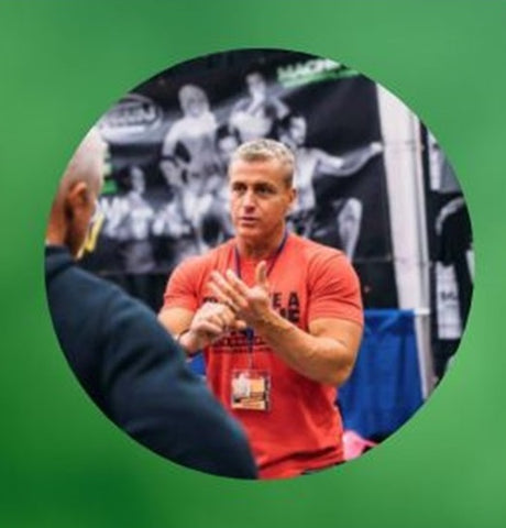 Steve McCoy Steve has been in the fitness business and owned health stores for almost 20 years. Steve prides himself on his extensive product knowledge and personal training advice. If you're looking for the right supplement for your fitness objectives then talk to Steve.