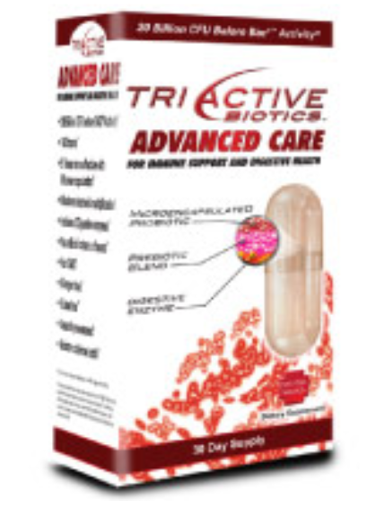 TriActive Biotics Advanced Care