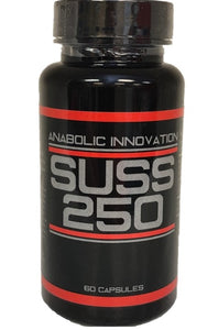 The Most powerful Pro Hormone out there SUSS 250