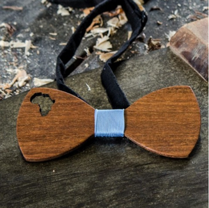 HOUTKAPPERS WOODEN BOWTIES