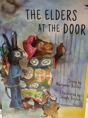 LOCAL KIDS' BOOKS: Elders at the Door