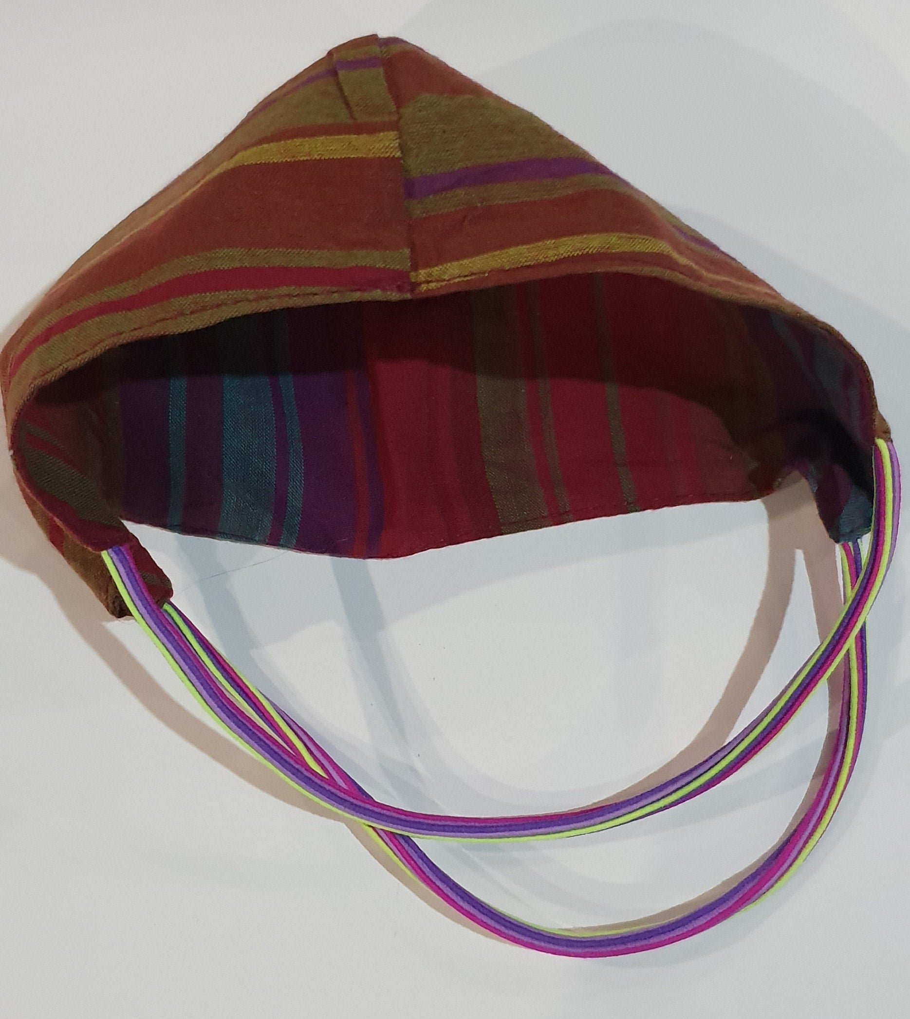 MASKS4GOOD. KAFFE FASSET COLOUR SPECTACULAR: 2 SIDES. LUXURY