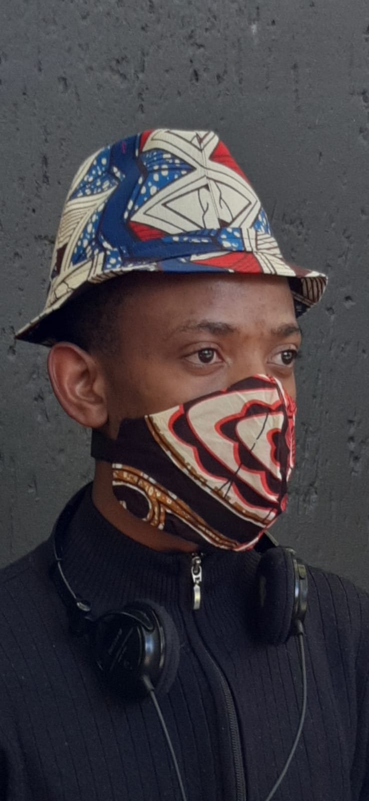 MASKS4GOOD. SHWE-SHWE AFRICAN SOUL