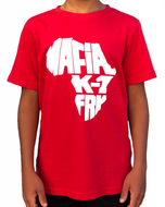 TEE-SHIRT ENFANT MKF 2020 - ROUGE