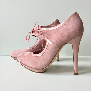 Milan high pinup Antique pink 40