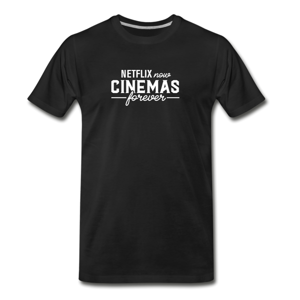Cinemas Forever Tee (Men's) - black