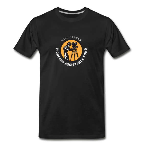 Will Rogers PAF Support Tee (Men) - black