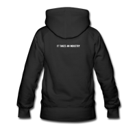 Will Rogers PAF Support Hoodie (Women) - black