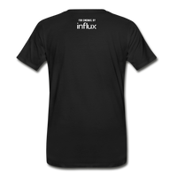 Big Screen Tee (Men) - black